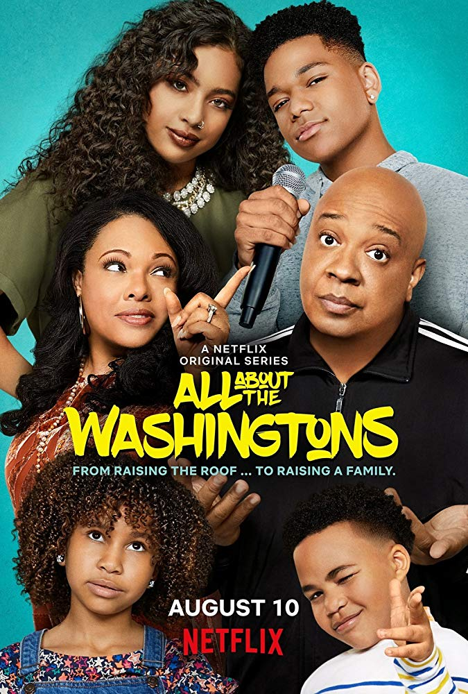 All About the Washingtons Season 1 123Movies