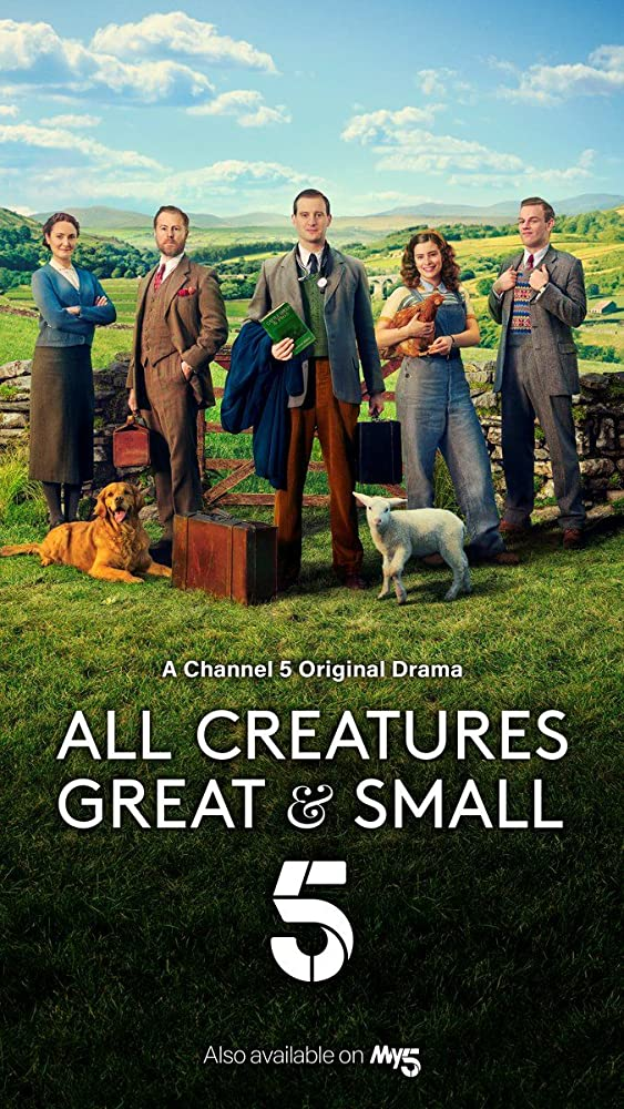 All Creatures Great and Small (2020) Season 1 123Movies