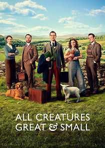 All Creatures Great and Small (2020) Season 2 123Movies