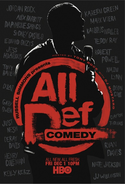 All Def Comedy (2017) Season 1 123Movies