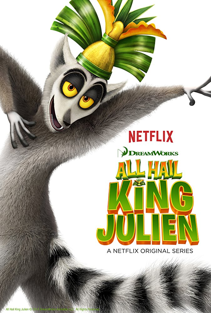 Watch Series All Hail King Julien Season 3