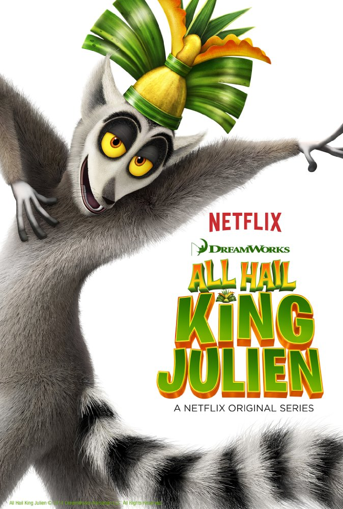 Watch Series All Hail King Julien Season 5