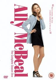 Watch Series Ally McBeal season 2 Season 1