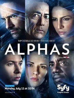 Alphas Season 1 123Movies