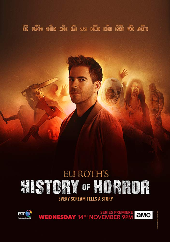 AMC Visionaries Eli Roths History of Horror Season 1 123Movies