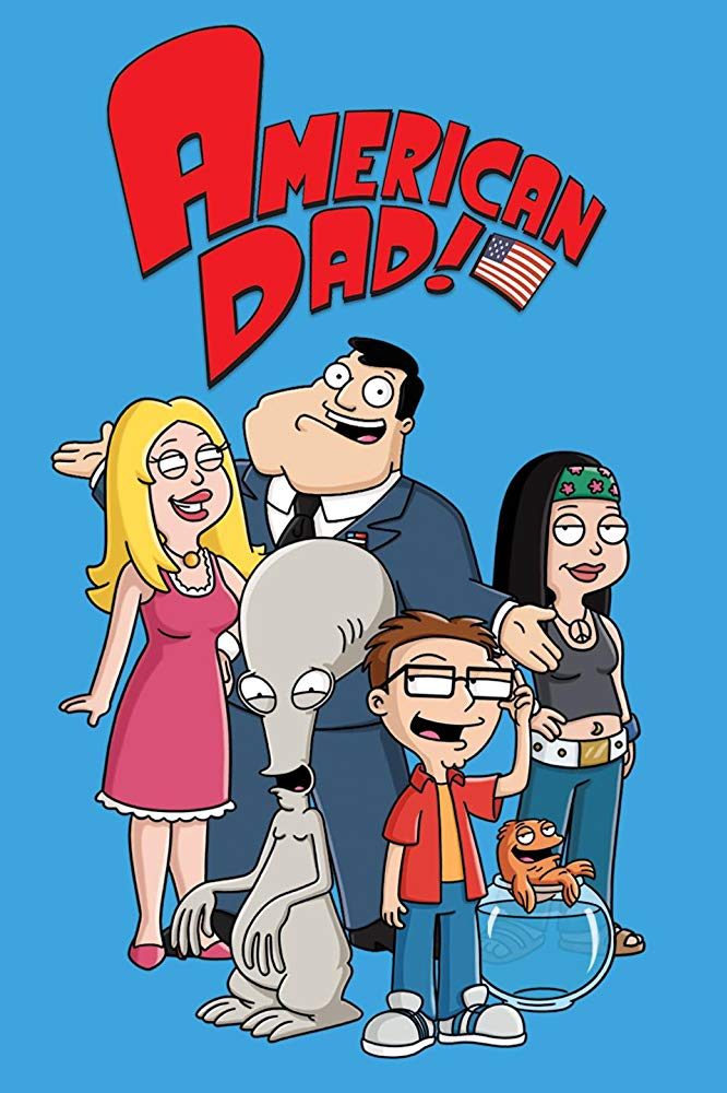 American Dad Season 1 123Movies