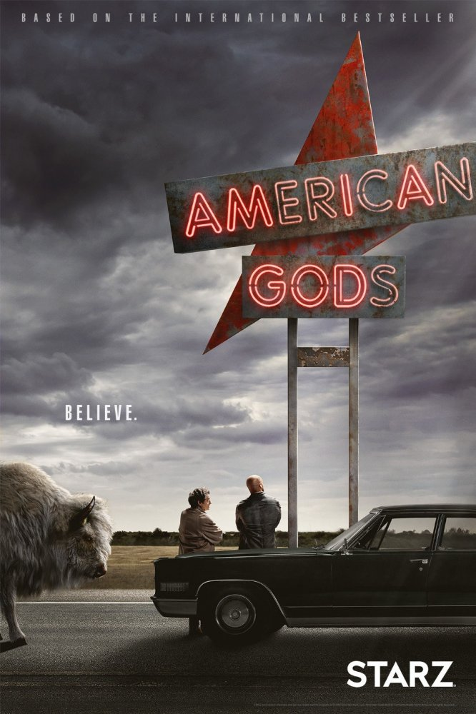 American Gods Season 1 Full Episodes 123movies