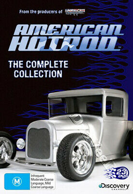 American Hot Rod Season 3 123Movies