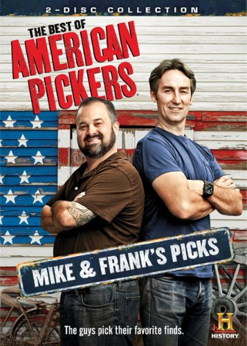 American Pickers Best Of Season 2 123Movies