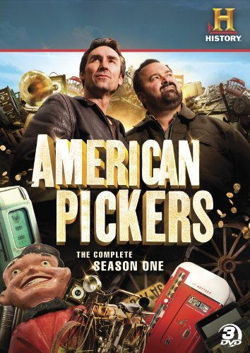 Watch Series American Pickers Season 20