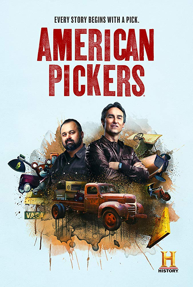 Watch Series American Pickers Season 21
