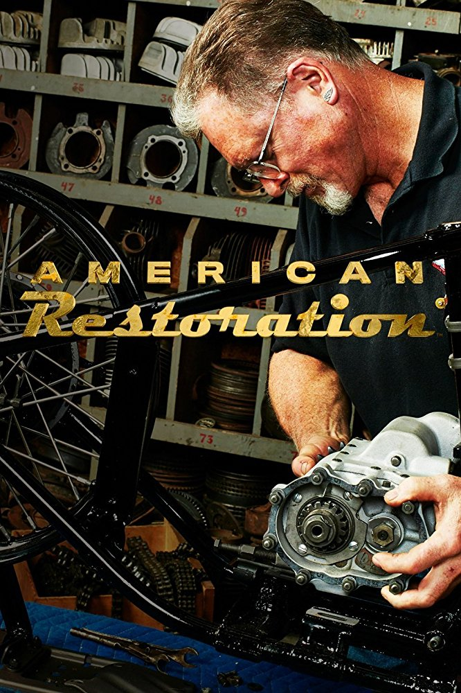 Watch Series American Restoration Season 3