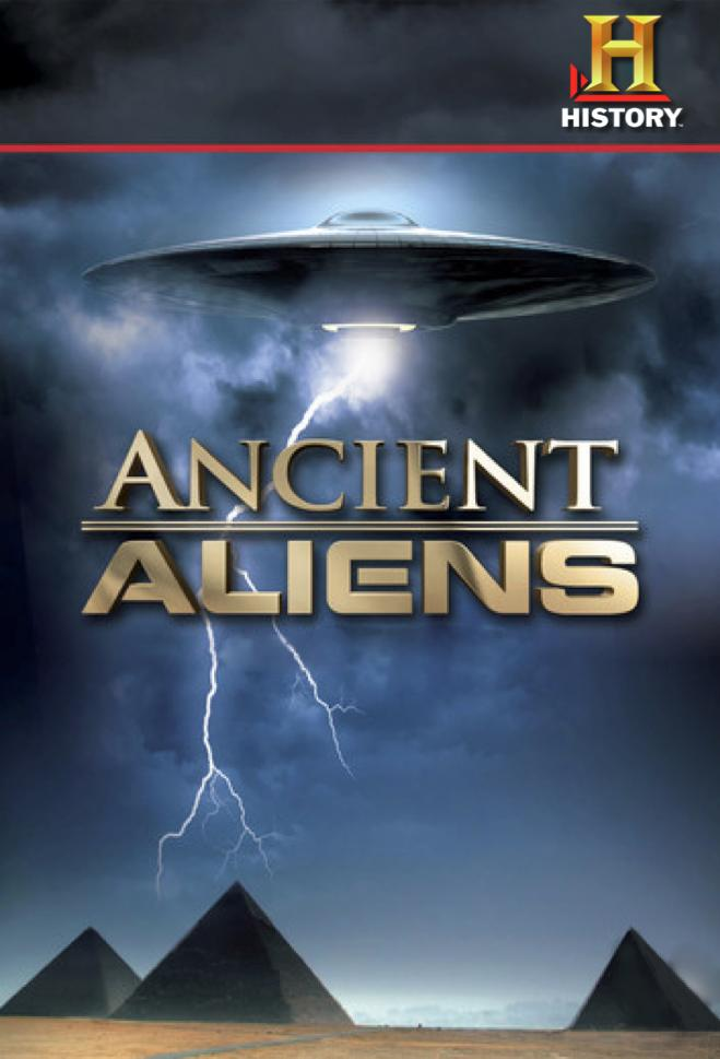 Ancient Aliens Season 3 funtvshow