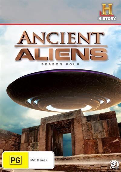 Watch Series Ancient Aliens Season 4