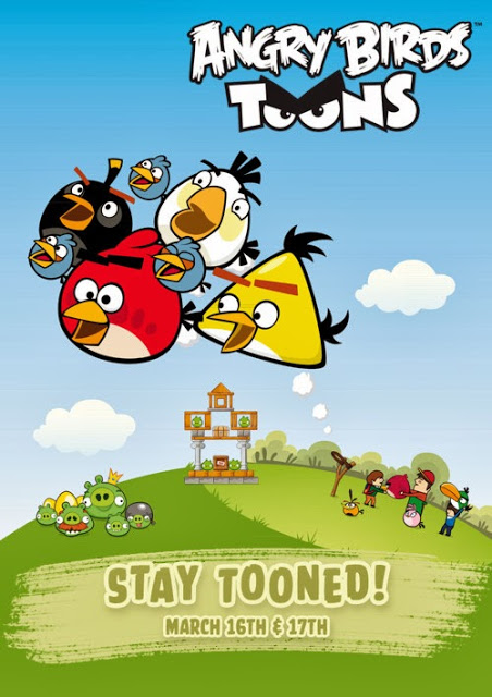 Watch Series Angry Birds Toons Season 1