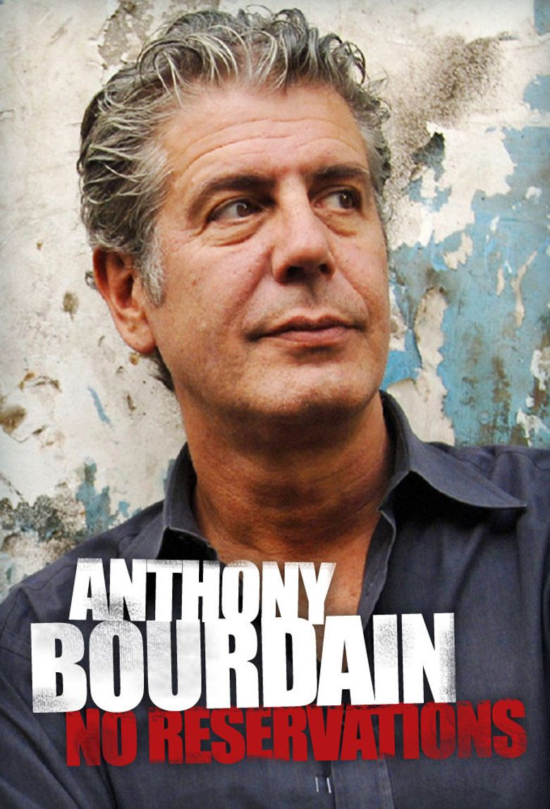 Anthony Bourdain No Reservations Season 1 fmovies