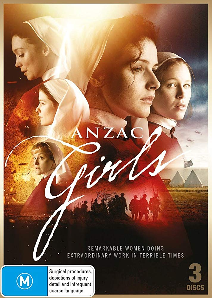 ANZAC Girls Season 1 123Movies