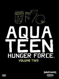 Aqua Teen Hunger Force Season 2 123Movies