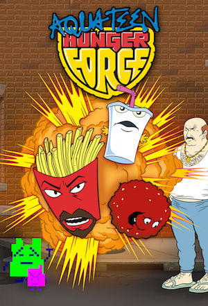 Aqua Teen Hunger Force Season 4 123Movies