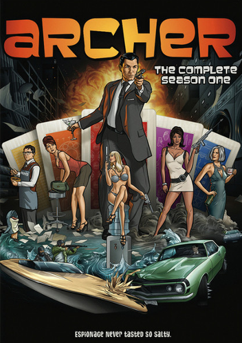 Archer Season 1 funtvshow
