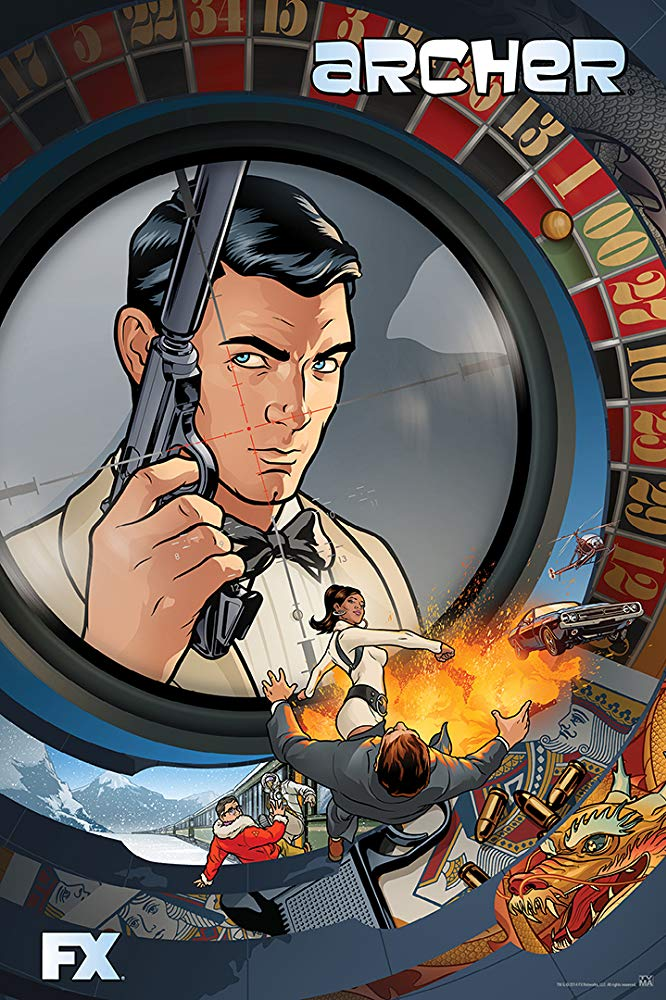 Watch Series Archer Season 10
