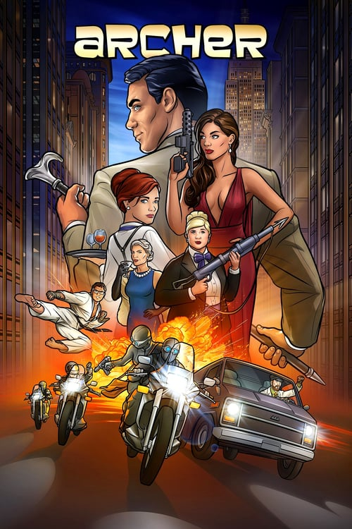 Archer Season 11 123Movies