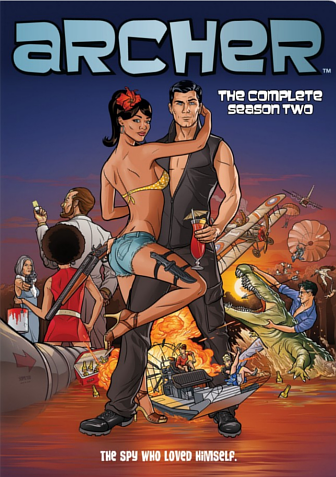 Watch Series Archer Season 2
