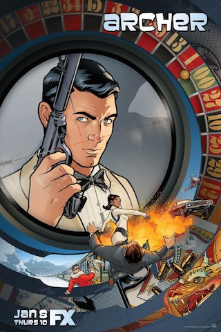 Watch Series Archer Season 6