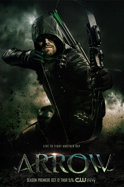 Watch Series Arrow Season 8