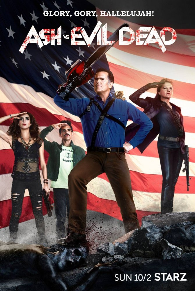 Ash vs Evil Dead Season 2 123Movies