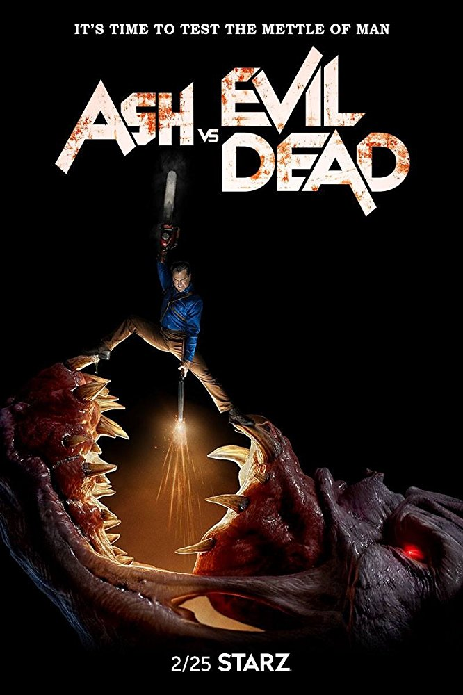 Watch Series Ash vs Evil Dead Season 3