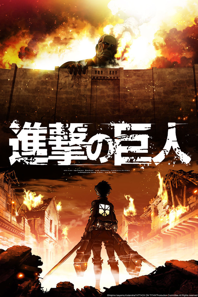 Attack on Titan Season 2 123Movies