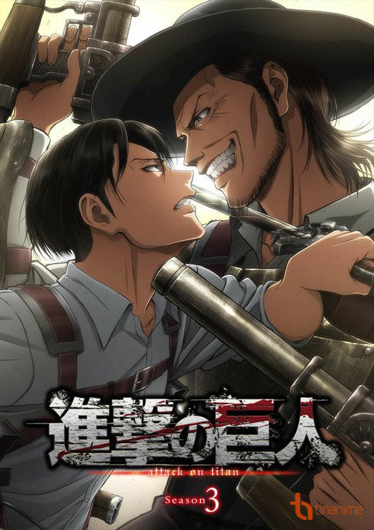 Attack on Titan Season 3 123Movies