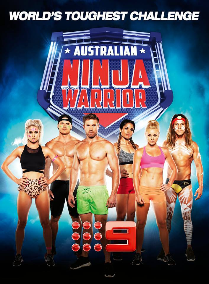 Australian Ninja Warrior Season 2 123streams
