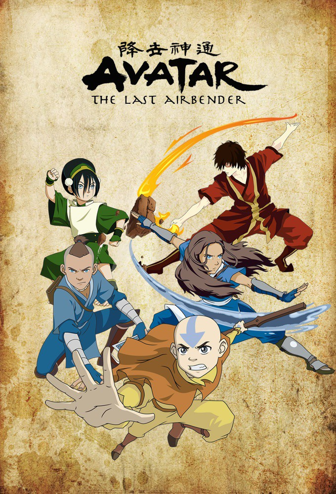 Avatar The Last Airbender - Book 1 Water Season 1 123Movies