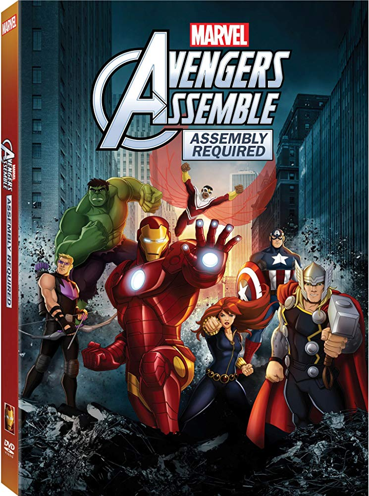 Avengers Assemble Season 1 123Movies