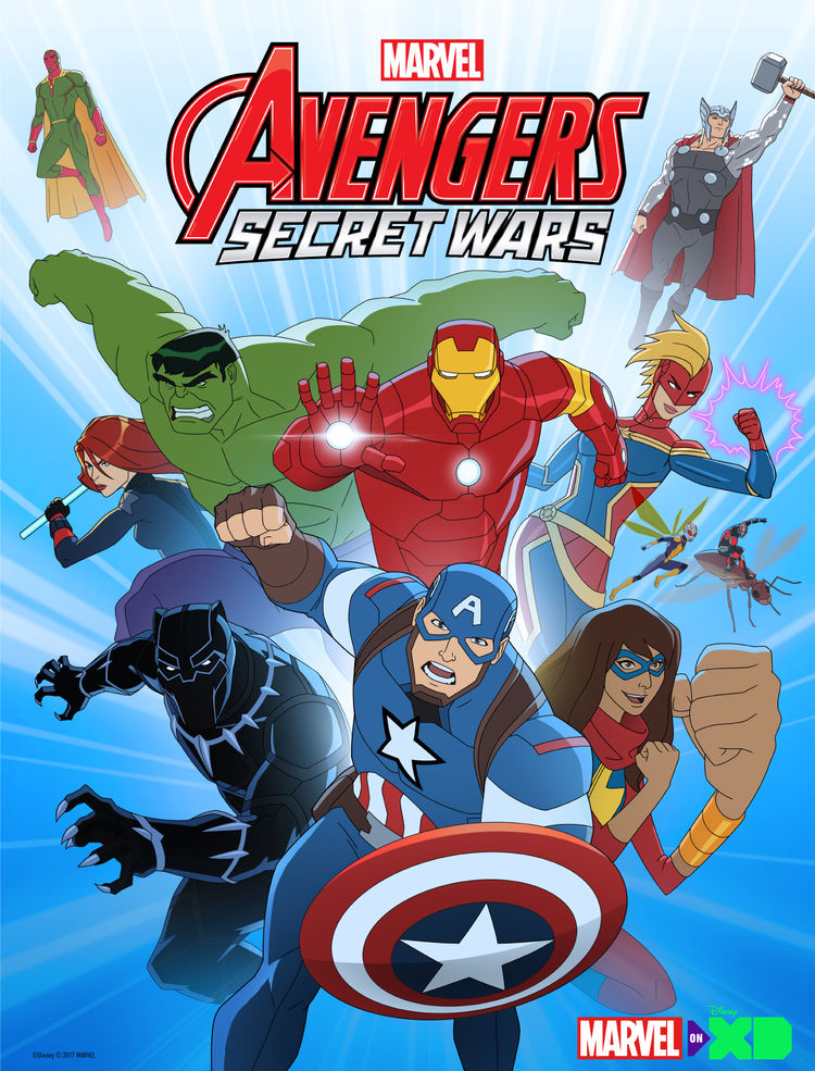 Avengers Assemble Secret Wars Season 4 123Movies