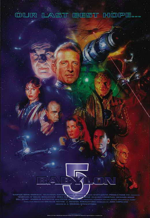Watch Series Babylon 5 Season 3