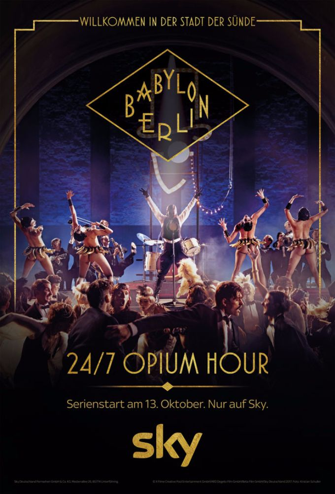 Watch Series Babylon Berlin Season 2