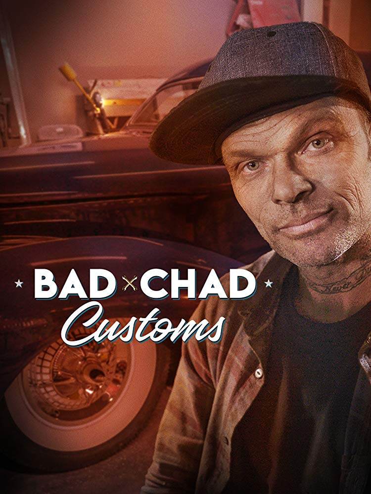 Watch Series Bad Chad Customs Season 1