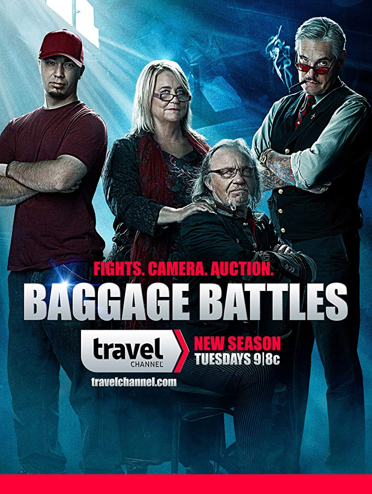 Baggage Battles Season 1