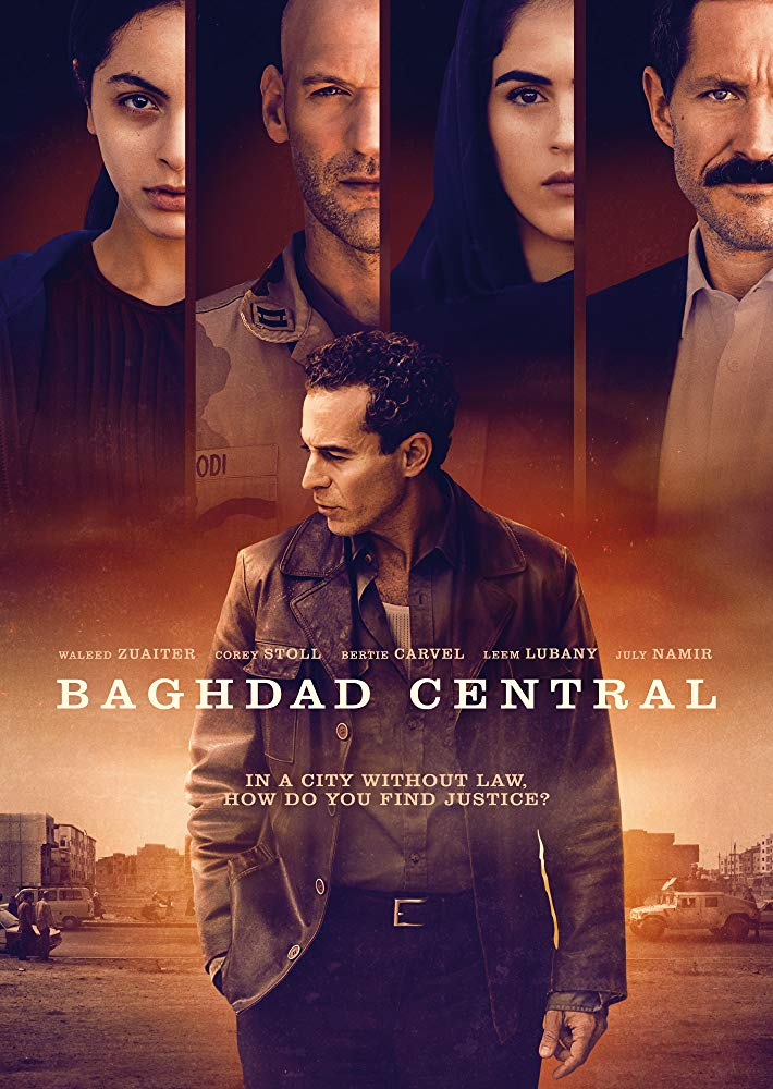 Baghdad Central Season 1 123streams
