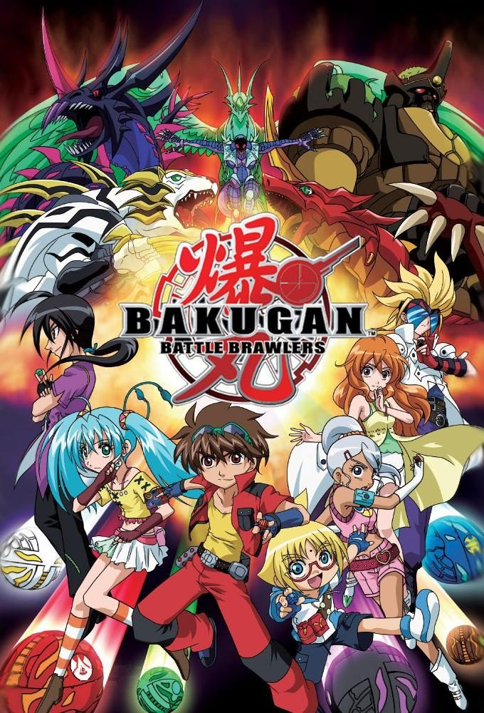 Bakugan- New Vestroia Season 1 123Movies