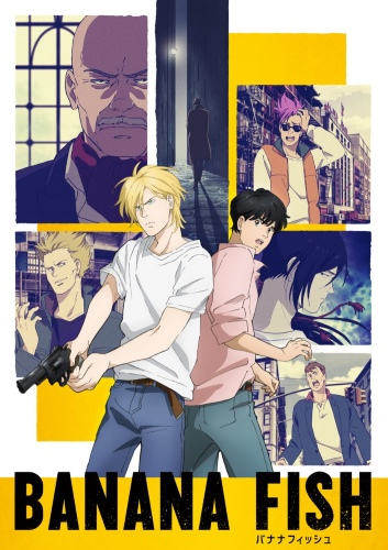 Banana Fish Season 1 putlocker