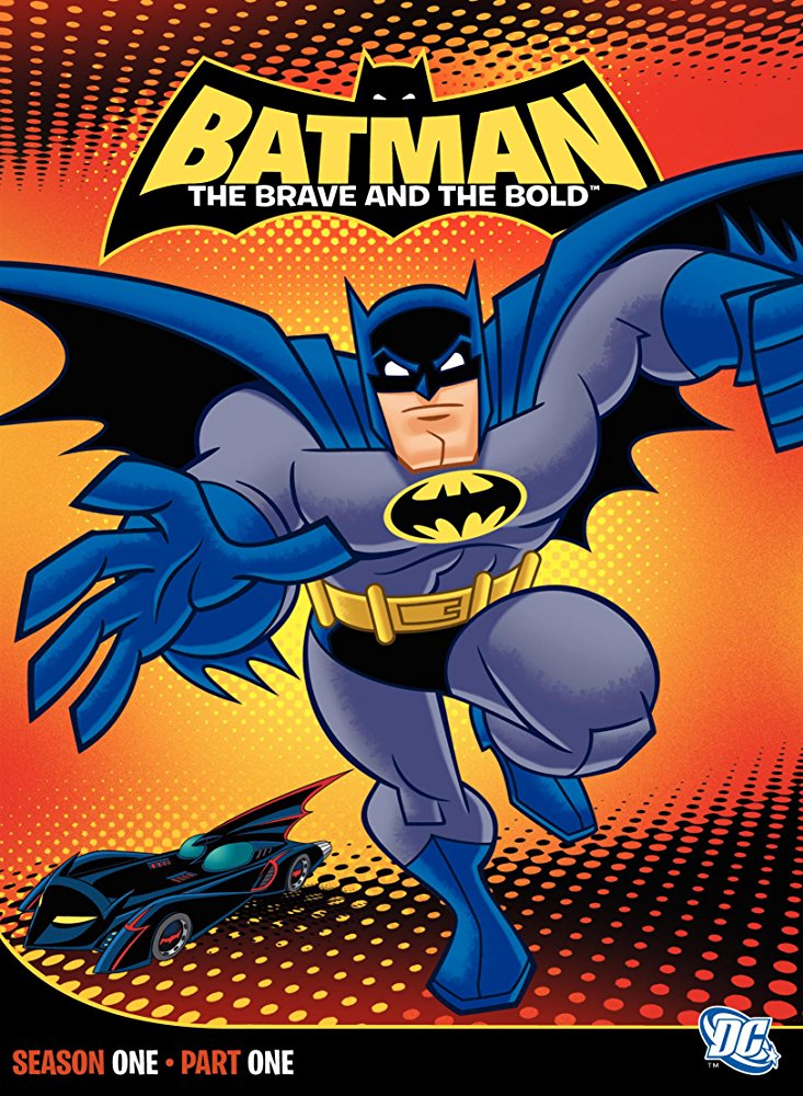 Watch Series Batman The Brave and the Bold Season 2