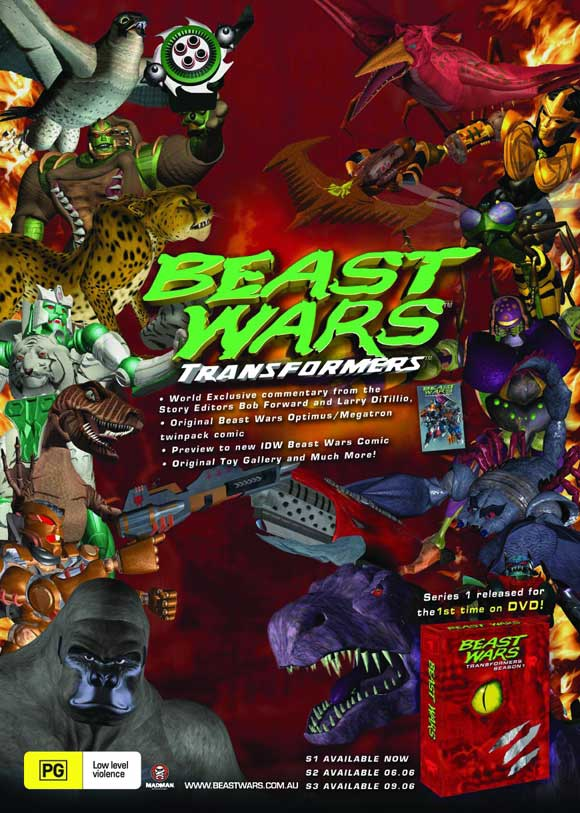Beast Wars Transformers Season 1 123Movies