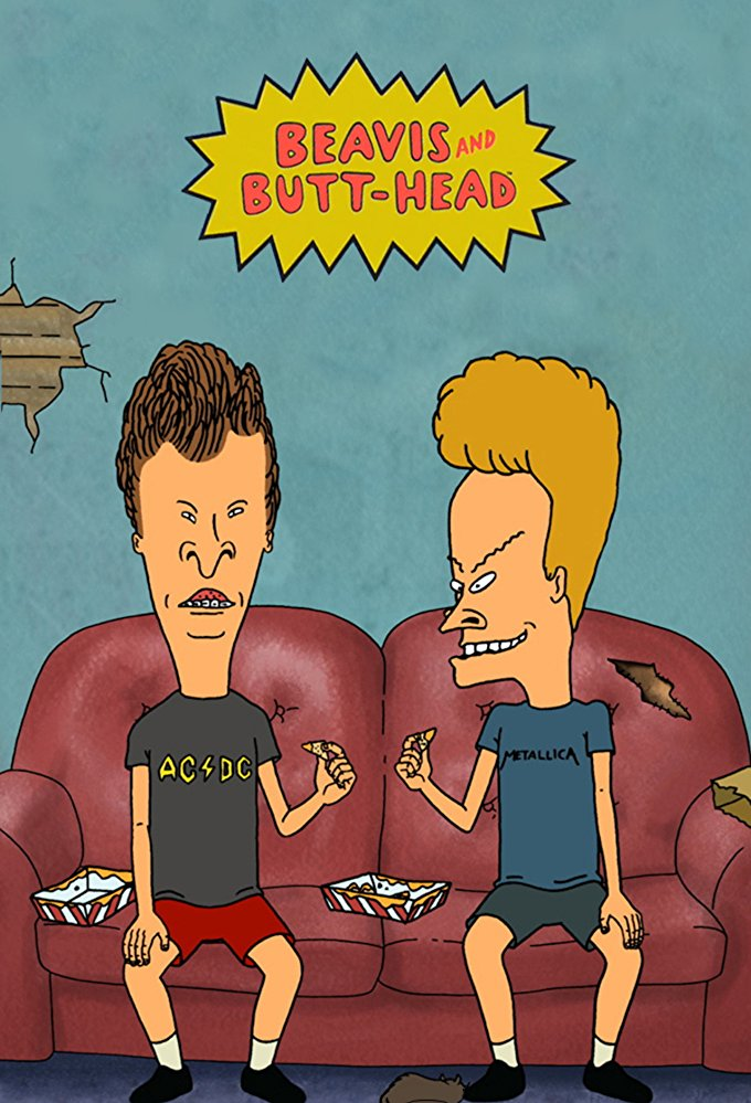 Watch Series Beavis and Butt-Head Season 4