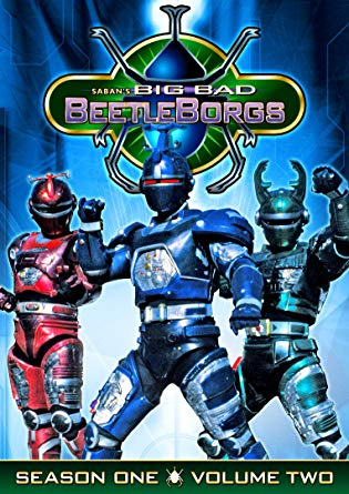 Watch Series BeetleBorgs Season 1