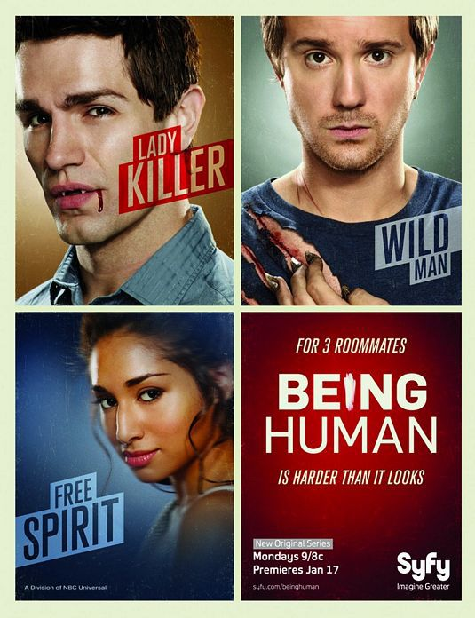 Watch Series Being Human Us Season 3