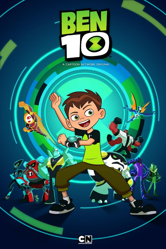 Ben 10 (2016) Season 2 123streams